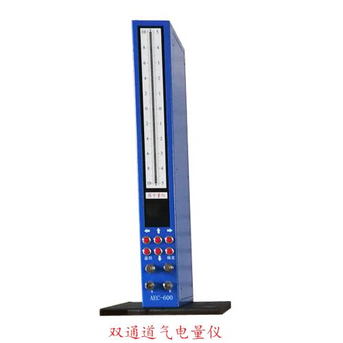 双通道中文屏显电子柱量仪